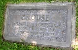 Grace Ester <I>Smith</I> Crouse