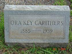 Ora <I>Key</I> Carithers