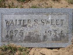 Walter Scott Sweet