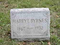Harry E Byrnes
