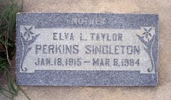 Elva Perkins Singleton