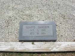 Gladys <I>Dameron</I> Carter
