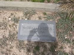 Drucilla <I>Dornan</I> Dameron