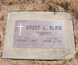 Karen Louise <I>Kremer</I> Blair
