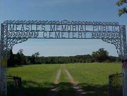 Measles Memorial Cemetery