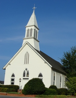 First Baptist Church of Haralson Cemetery