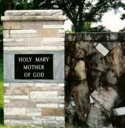 Holy Mary Mother of God Cemetery