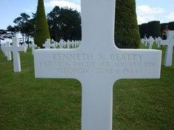 1Lt Kenneth A Beatty