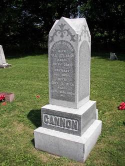 Rachel <I>Huyck</I> Cannon