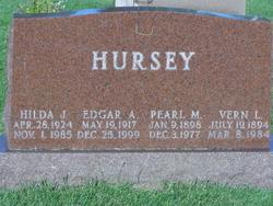 Edgar Allen Hursey