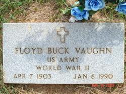 Floyd Buck Vaughn