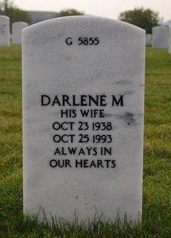 Darlene Mae <I>Dement</I> Oines