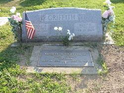 Mary <I>Fenton</I> Griffith
