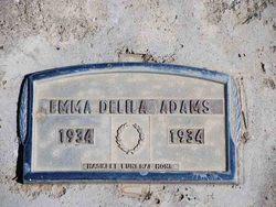 Emma Delila Adams