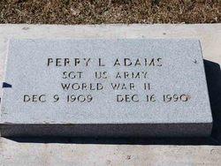 Perry LeRoy Adams
