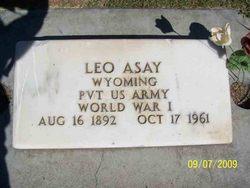 Leo Asay