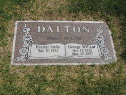 Harriet <I>Cufis</I> Dalton
