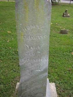 Mary <I>Foster</I> Herington