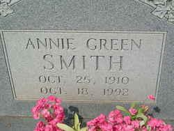 Annie Green Smith