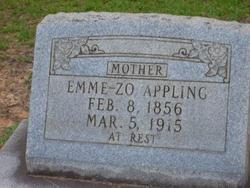 Emme-Zo <I>Ramick</I> Appling