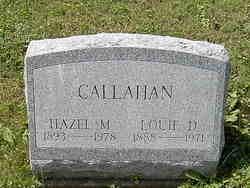 Hazel M Callahan