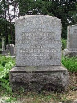 Elizabeth <I>Lackey</I> Shatto