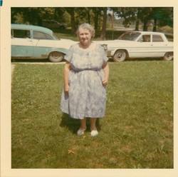 Gladys Marie <I>Federline</I> Cramer