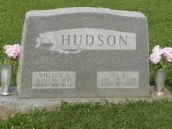 Isa Belle <I>Siebert</I> Hudson