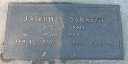 Joseph Samuel Barrett