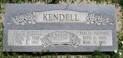 Nellie Mae <I>Russell</I> Kendell