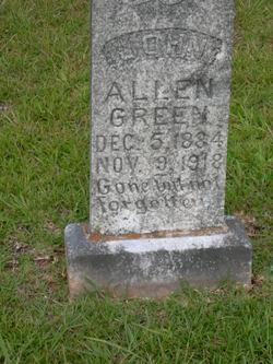 John Allen Green