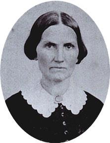"""Margaret Mackall """"Peggy"""" <I>Smith</I> Taylor"""