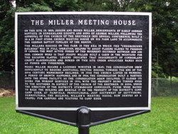 Miller Meeting House Cemetery