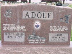 Fernith <I>Allred</I> Adolf