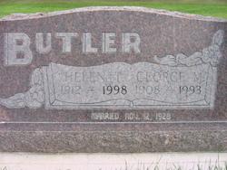 Helen Theresa <I>Bartlett</I> Butler