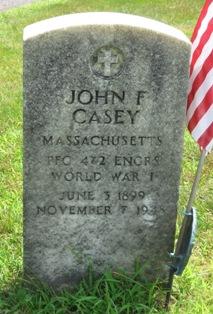 John F. Casey