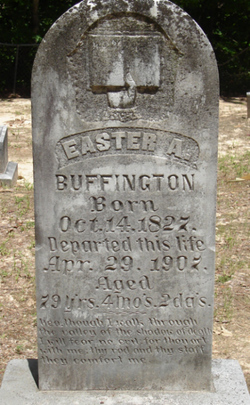 Easter A Buffington