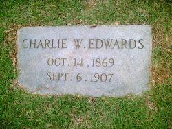 Charlie W. Edwards