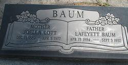 Lafeyett Baum