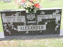 Norman Gill Alexander