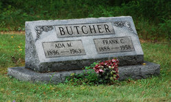 Ada May <I>Markley</I> Butcher