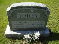 Ethel M. <I>Adams</I> Yohey