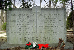 Capt Eric Egerton Ryerson