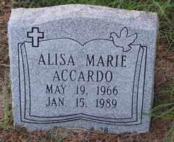 Alisa Marie Accardo