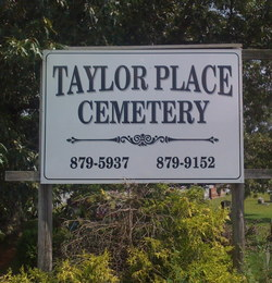 Taylor Place Cemetery