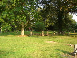 Blue Spring Cemetery