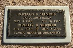 Donald Richard Slinker
