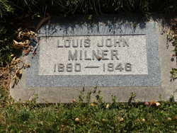 Louis John Milner, Jr