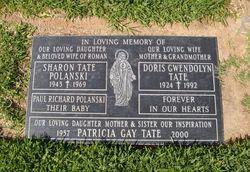 """Patricia Gay """"Patti"""" Tate (1957-2000) - Find A Grave Memorial"""
