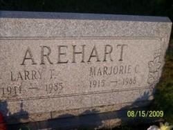 Marjorie Clair <I>Bergman</I> Arehart
